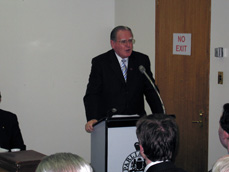 Rev. the Hon. Fred Nile